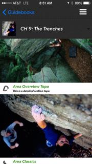 Pocono Bouldering Guidebook
