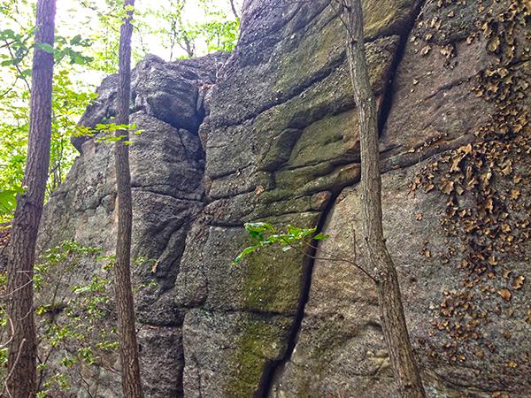 Traxx Bouldering Area