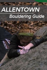 Allentown Buldering Guidebook