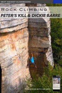 Peters Kill climbing guidebook
