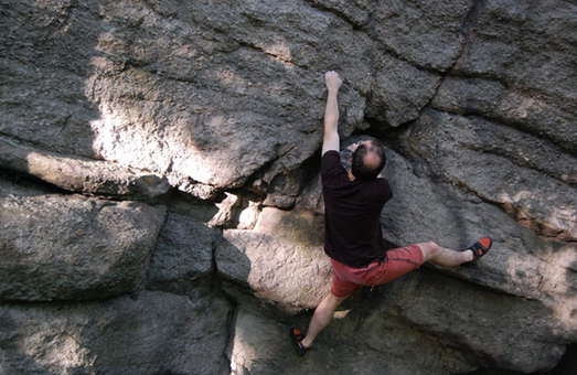 Philly Bouldering