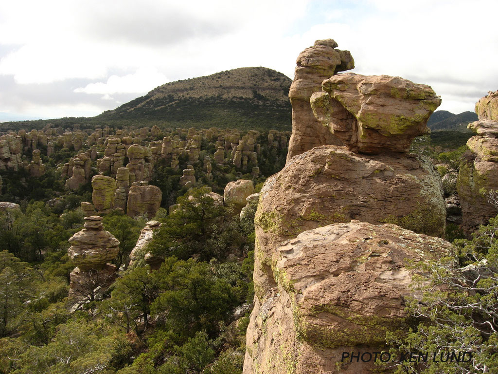 Cochise Stronghold Rock Climbing